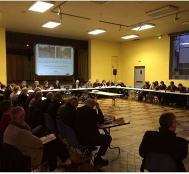 Commission Générale Intercommunale : informer tous les élus des communes