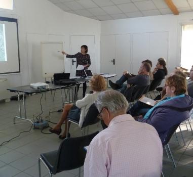 Réunion publique de restitution, jeudi 15 décembre 2016, à Sainte Foy-lès-Lyon